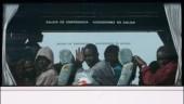 vista previa del artículo Llega un cayuco con 27 niños a Lanzarote