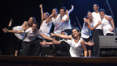 vista previa del artículo El Triángulo de los Cuatro Lados en el  Teatro Tías de Lanzarote