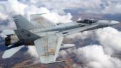 vista previa del artículo Dos F-18 se estrellan al sur de Gran Canaria