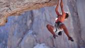 vista previa del artículo Iniciación a la escalada deportiva en Lanzarote
