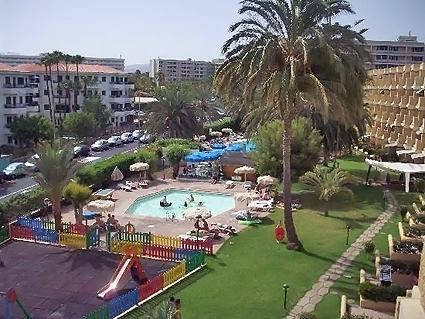Apartamentos jard n del atl ntico en gran canaria for Aparthotel jardin del atlantico