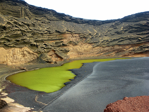 Lago Lanzarote