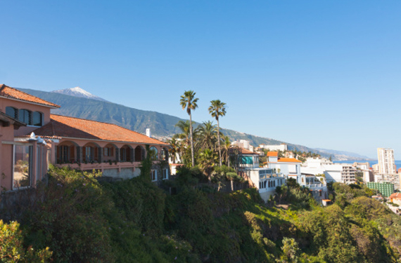 pueblo de Tenerife