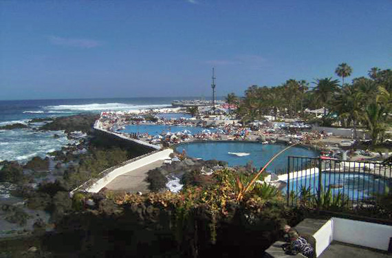 Alojamiento en Puerto de la Cruz