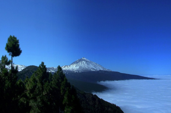 Vista del El Teide