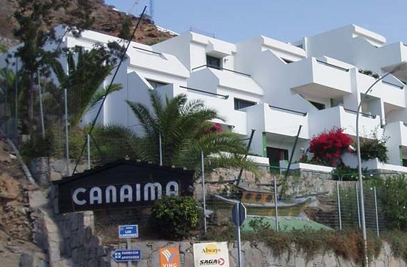 Apartamentos Canaima