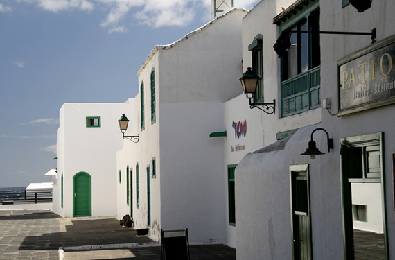 Pueblo de Costa Teguise