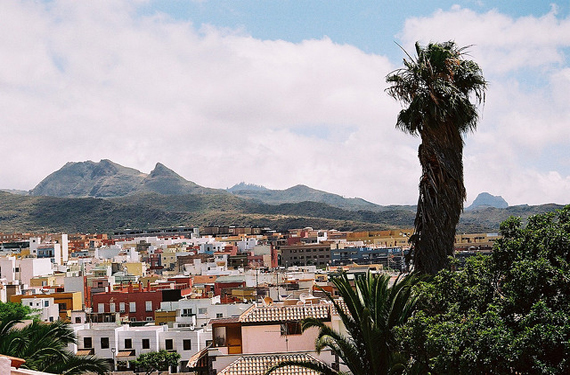 La ciudad de La Laguna
