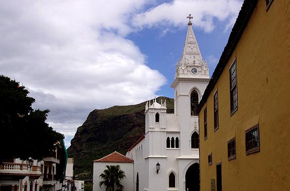Iglesia de Los Silos