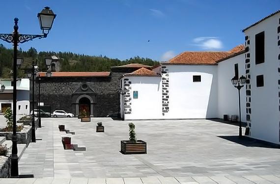 Plaza de Vilaflor