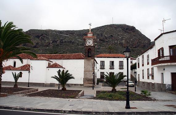 Iglesia de San Juan de la Rambla