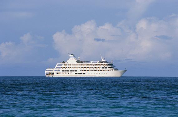 Barco de crucero