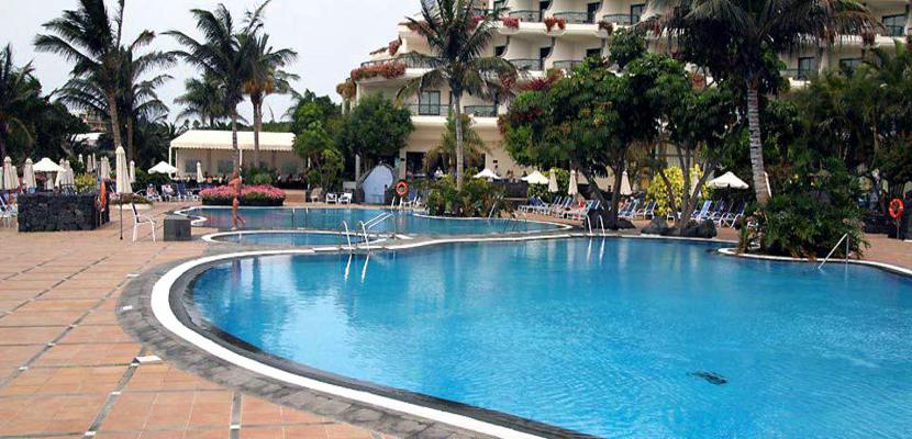 Hotel Hipotel Natura Palace