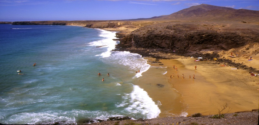Playa lanzarote
